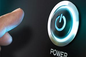 動かない原因4:PC電源が切れている(VPSを借りていない場合)